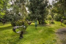 Laurie Collins Sculptor Garden  2021