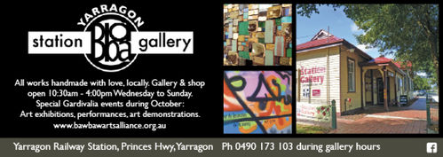 Yarragon Station Gallery